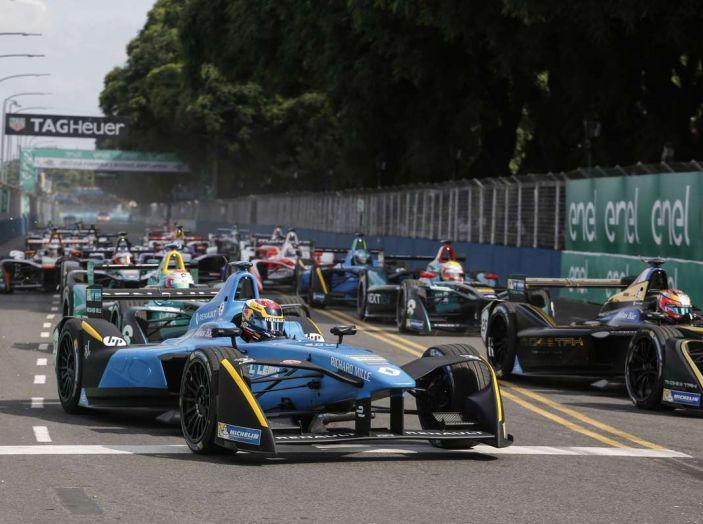 Le differenze tra Formula 1 e Formula E - Foto 12 di 15