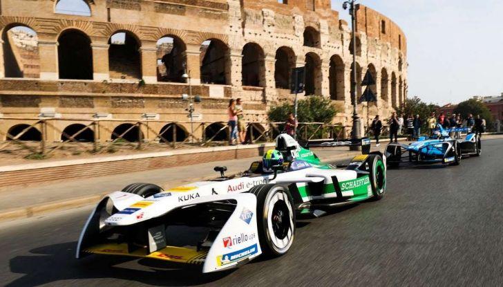 Le differenze tra Formula 1 e Formula E - Foto 1 di 15