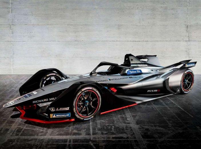 Le differenze tra Formula 1 e Formula E - Foto 10 di 15