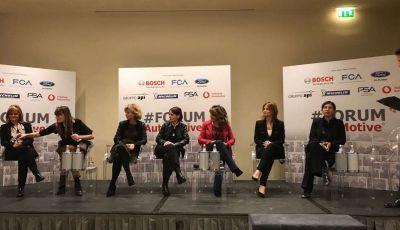 Le donne manager protagoniste al #FORUMAutoMotive 2018