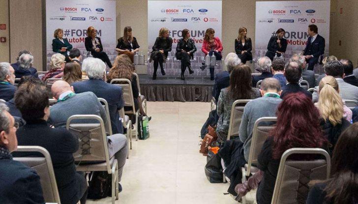 Le donne manager protagoniste al #FORUMAutoMotive 2018 - Foto 2 di 6