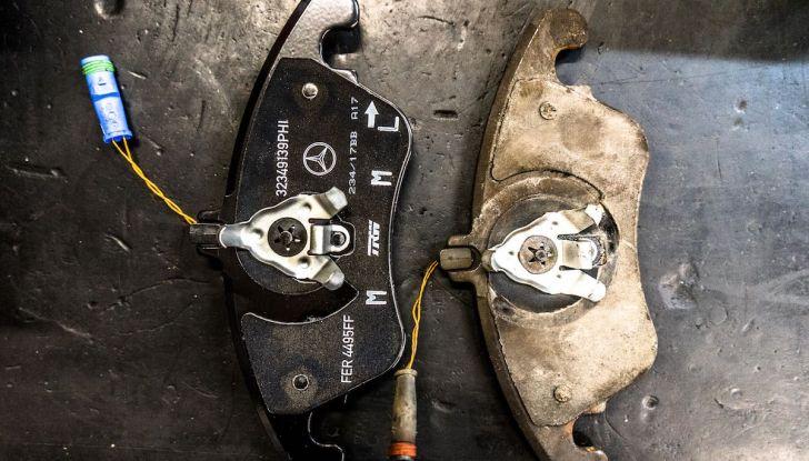 I freni dell'auto: manutenzione, precauzioni e consigli - Foto 14 di 17