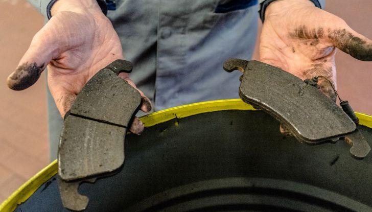 I freni dell'auto: manutenzione, precauzioni e consigli - Foto 6 di 17