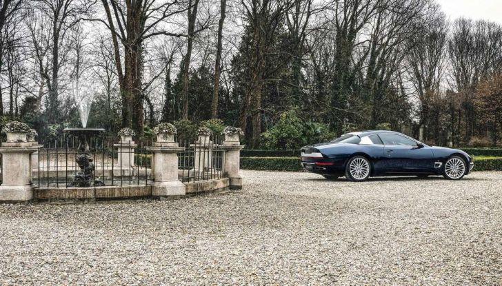Maserati GranTurismo Sciàdipersia by Carrozzeria Touring Superleggera - Foto 16 di 23