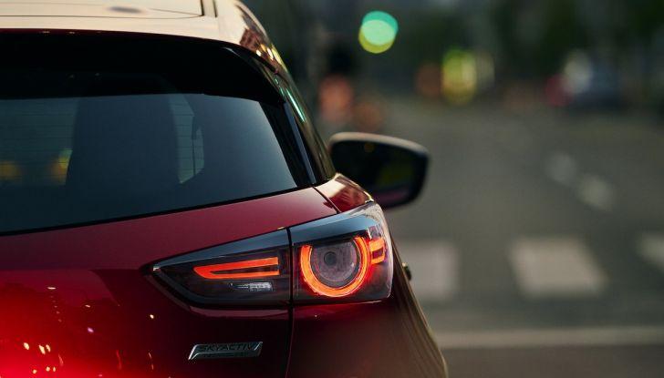 Mazda CX-3 2018, restyling d'autore per il Kodo Crossover - Foto 6 di 17