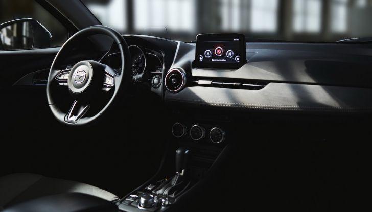 Mazda CX-3 2018, restyling d'autore per il Kodo Crossover - Foto 16 di 17