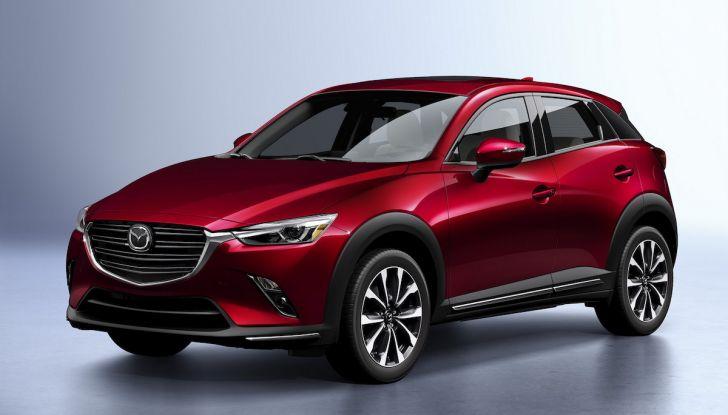 Mazda CX-3 2018, restyling d'autore per il Kodo Crossover - Foto 2 di 17