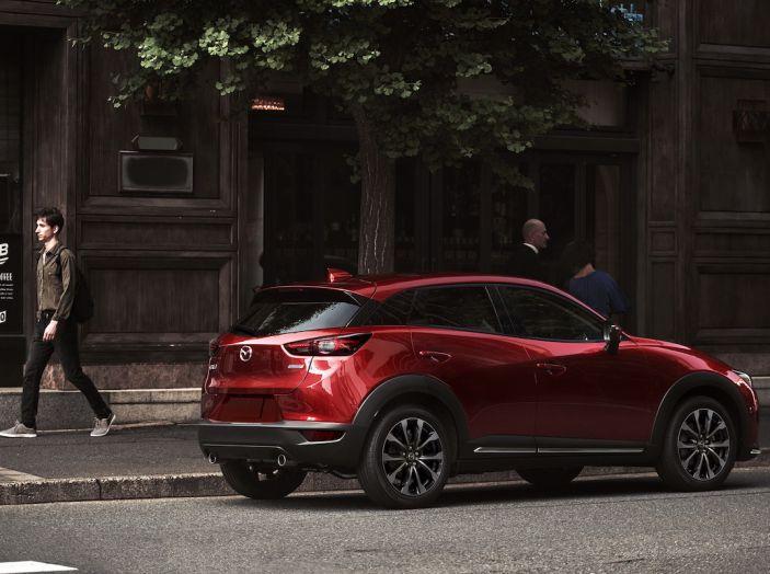 Mazda CX-3 2018, restyling d'autore per il Kodo Crossover - Foto 7 di 17