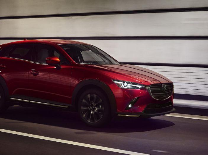 Mazda CX-3 2018, restyling d'autore per il Kodo Crossover - Foto 1 di 17