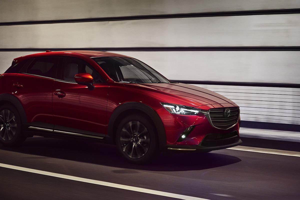Mazda CX-3 2018 e i nuovi motori Skyactiv