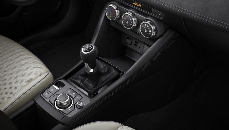 Mazda CX-3 2018, restyling d'autore per il Kodo Crossover - Foto 10 di 17