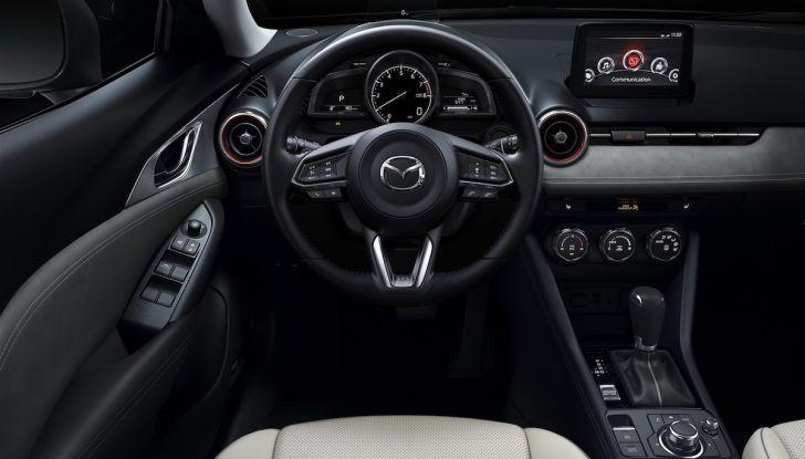 Mazda CX-3 2018, restyling d'autore per il Kodo Crossover - Foto 13 di 17