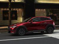 Mazda CX-3 2018, restyling d'autore per il Kodo Crossover