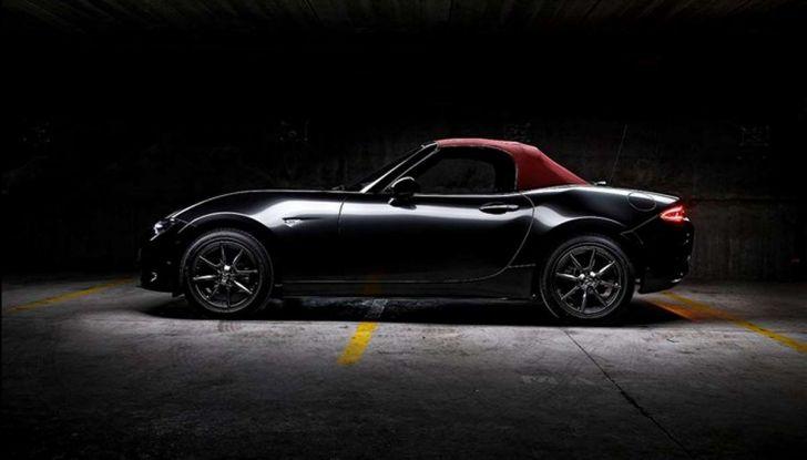 Mazda MX-5 Cherry Edition, versione esclusiva da 71 esemplari - Foto 5 di 6