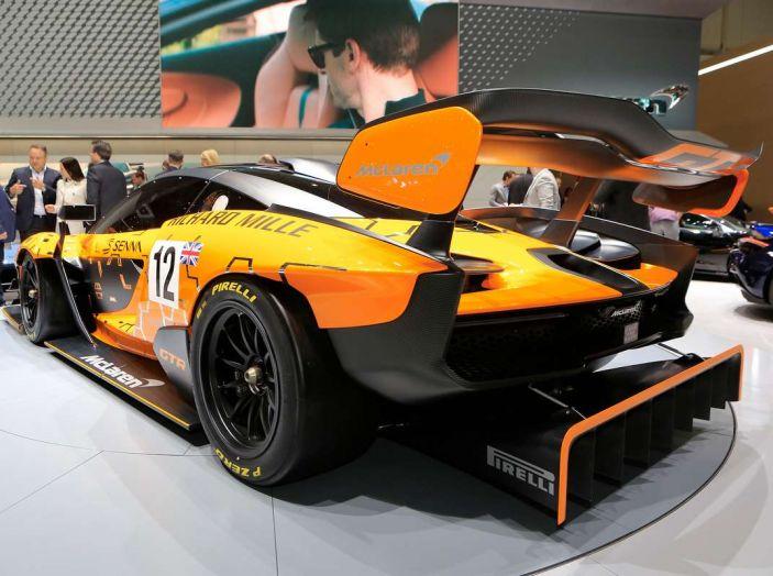 McLaren Senna GTR, edizione limitata da 75 esemplari - Foto 2 di 12