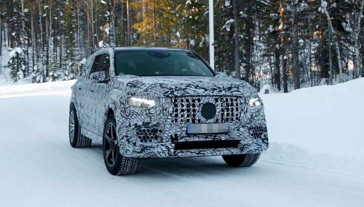 Mercedes GLS 63 AMG 2019, il SUV di lusso tedesco scende in strada - Foto 2 di 8