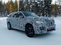 Mercedes GLS 63 AMG 2019, il SUV di lusso tedesco scende in strada