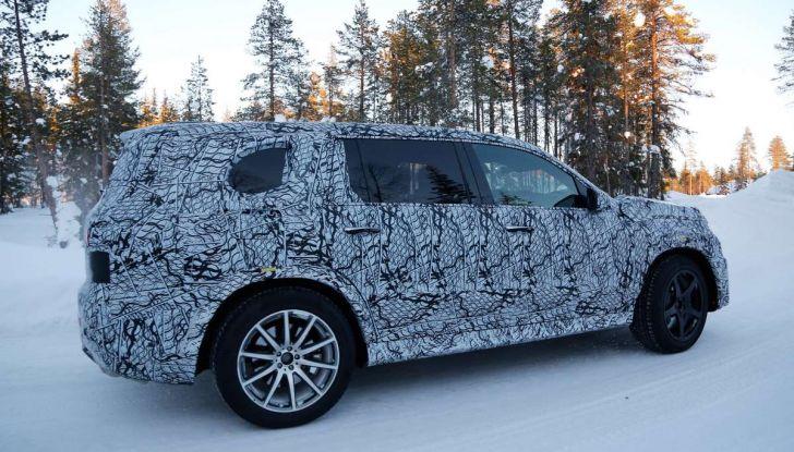 Mercedes GLS 63 AMG 2019, il SUV di lusso tedesco scende in strada - Foto 7 di 8