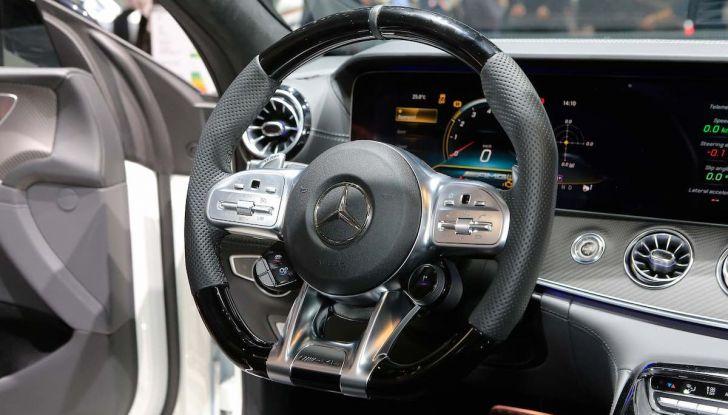 Mercedes AMG GT Coupé4, quattro porte per la sportiva della Stella - Foto 13 di 21