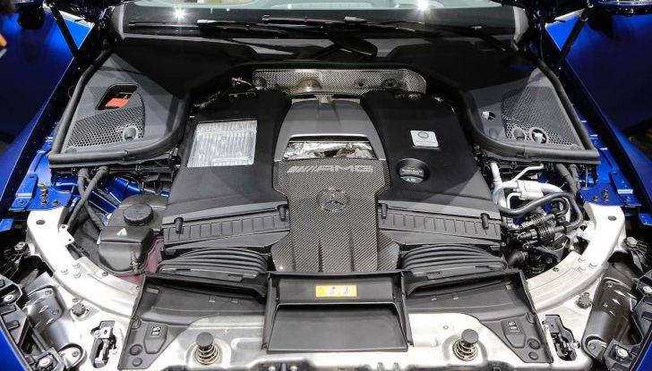 Mercedes AMG GT Coupé4, quattro porte per la sportiva della Stella - Foto 19 di 21