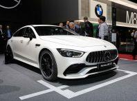 Mercedes AMG GT Coupé4, quattro porte per la sportiva della Stella