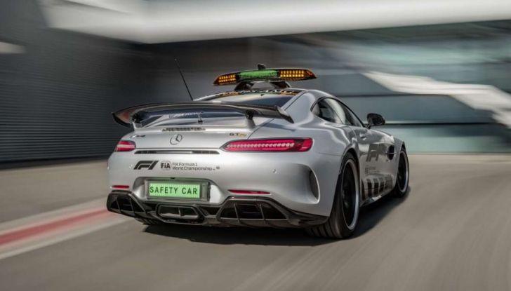 Mercedes AMG GT R è la Safety Car del mondiale Formula 1 - Foto 9 di 10