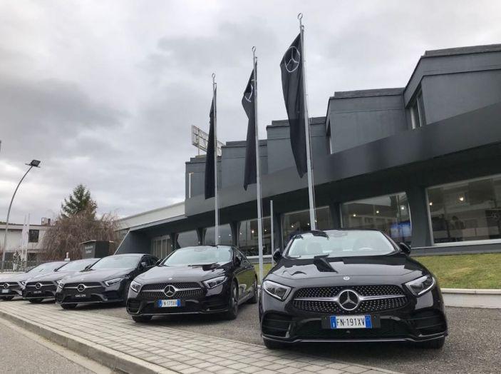 Mercedes CLS 2018, la nostra prova del Diesel 350d da 286CV - Foto 1 di 23