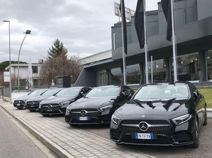 Mercedes CLS 2018, la nostra prova del Diesel 350d da 286CV - Foto 8 di 23