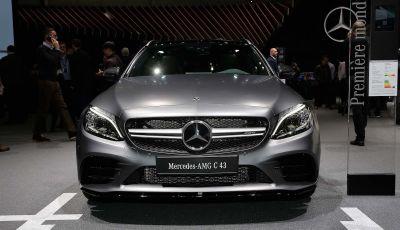 Mercedes Classe C Restyling 2018: nuovo corso per la regina della Stella
