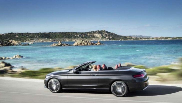 Mercedes Classe C Coupé e Cabrio 2018: più sportive ed efficienti - Foto 16 di 19