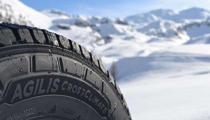 Michelin Agilis CrossClimate, la gamma si estende ai veicoli commerciali - Foto 2 di 11