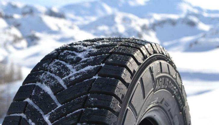 Michelin Agilis CrossClimate, la gamma si estende ai veicoli commerciali - Foto 4 di 11