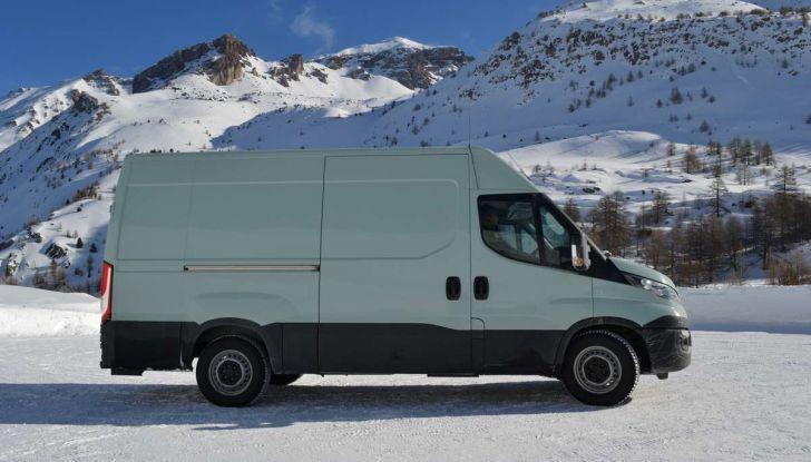 Michelin Agilis CrossClimate, la gamma si estende ai veicoli commerciali - Foto 1 di 11