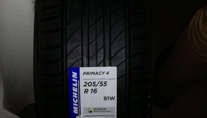 Test Drive Michelin Primacy 4, lunga vita al battistrada! - Foto 2 di 8