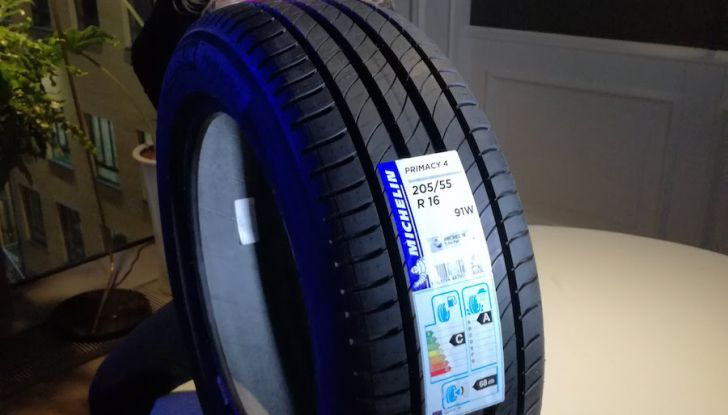 Test Drive Michelin Primacy 4, lunga vita al battistrada! - Foto 5 di 8