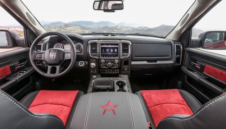 Militem RAM 1500 RX 2018: prova su strada del Pick-Up oltre il lusso - Foto 16 di 46