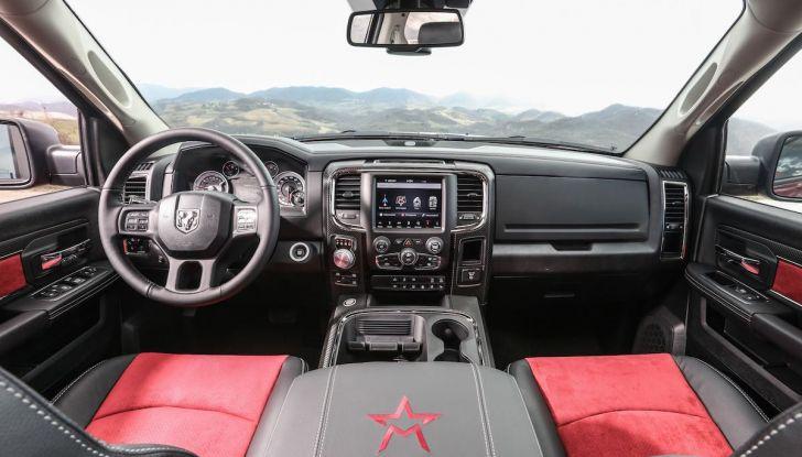 Militem RAM 1500 RX 2018: prova su strada del Pick-Up oltre il lusso - Foto 17 di 46