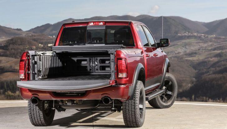 Militem RAM 1500 RX 2018: prova su strada del Pick-Up oltre il lusso - Foto 31 di 46