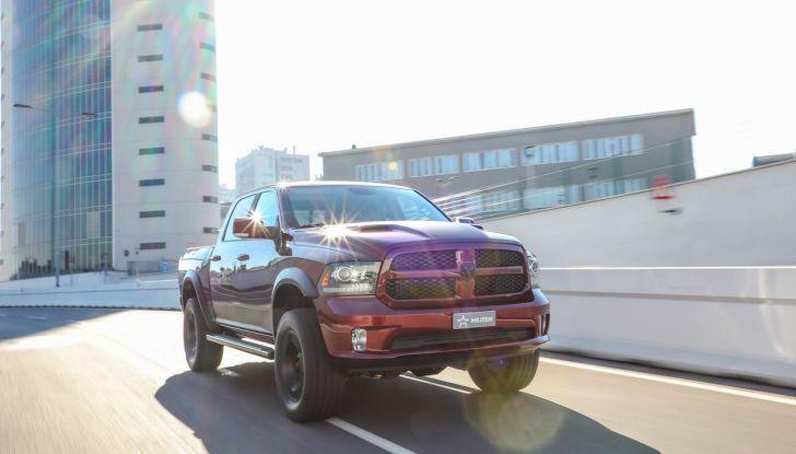 Militem RAM 1500 RX 2018: prova su strada del Pick-Up oltre il lusso - Foto 34 di 46