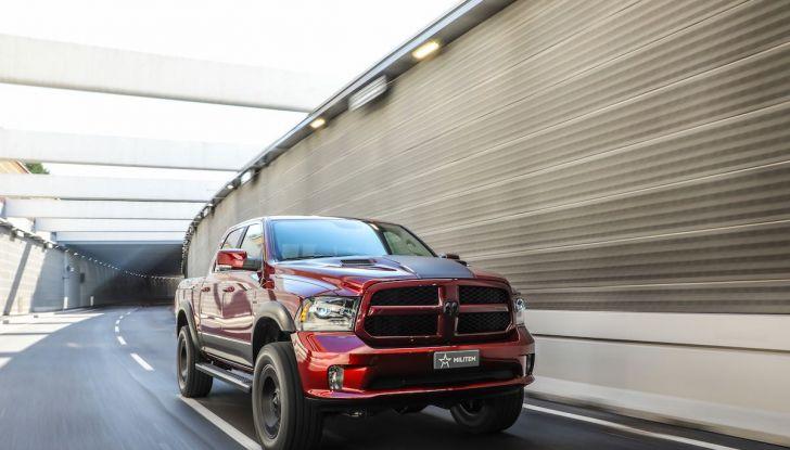 Militem RAM 1500 RX 2018: prova su strada del Pick-Up oltre il lusso - Foto 35 di 46