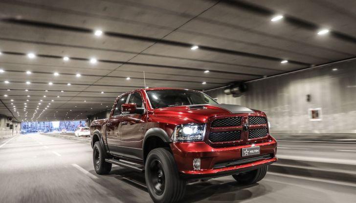 Militem RAM 1500 RX 2018: prova su strada del Pick-Up oltre il lusso - Foto 39 di 46