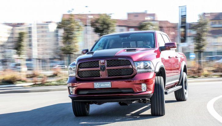 Militem RAM 1500 RX 2018: prova su strada del Pick-Up oltre il lusso - Foto 1 di 46