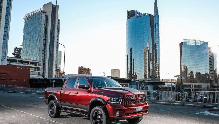 Militem RAM 1500 RX 2018: prova su strada del Pick-Up oltre il lusso - Foto 43 di 46