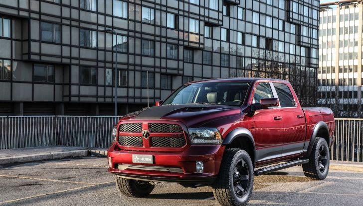Militem RAM 1500 RX 2018: prova su strada del Pick-Up oltre il lusso - Foto 45 di 46