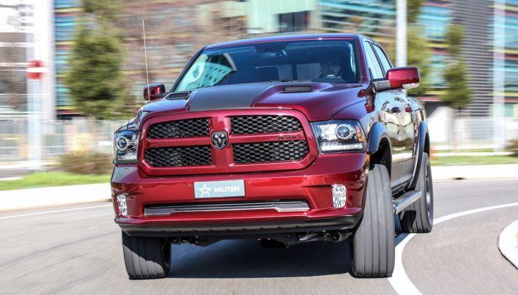Militem RAM 1500 RX 2018: prova su strada del Pick-Up oltre il lusso - Foto 2 di 46
