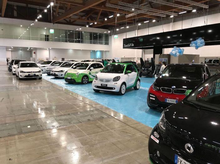 Infomotori.com firma Electric Space a Mondo Motori Show di Vicenza 2018 - Foto 2 di 36