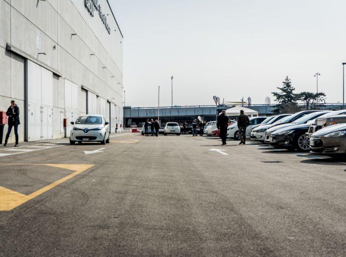 Infomotori.com firma Electric Space a Mondo Motori Show di Vicenza 2018 - Foto 20 di 36