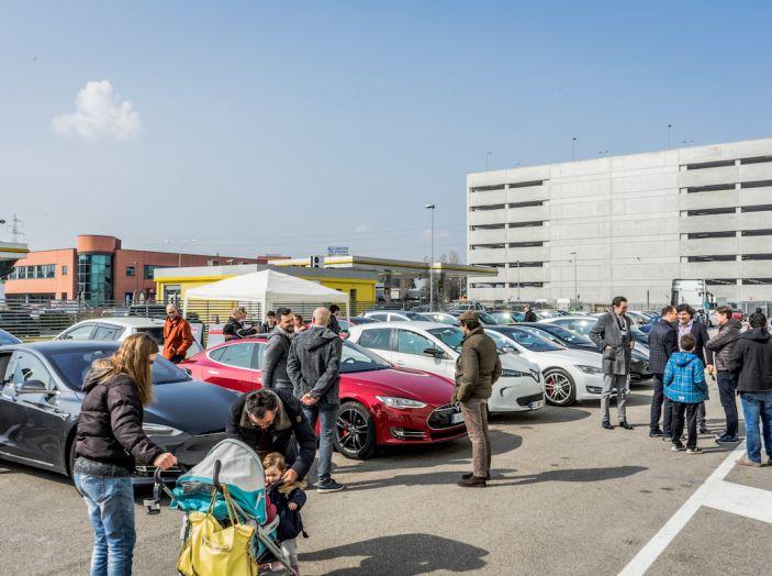Infomotori.com firma Electric Space a Mondo Motori Show di Vicenza 2018 - Foto 21 di 36