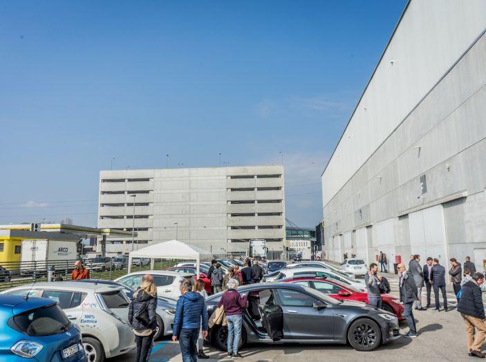 Infomotori.com firma Electric Space a Mondo Motori Show di Vicenza 2018 - Foto 22 di 36