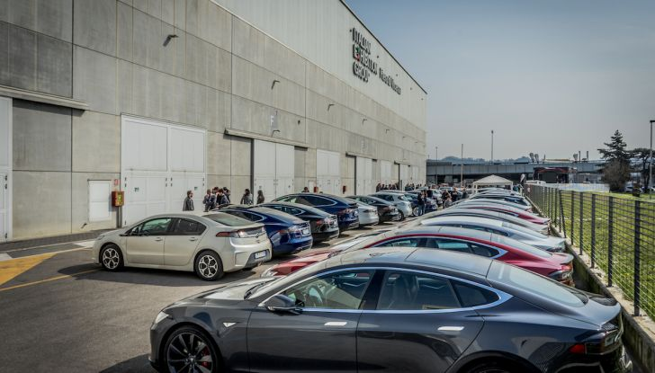 Infomotori.com firma Electric Space a Mondo Motori Show di Vicenza 2018 - Foto 6 di 36